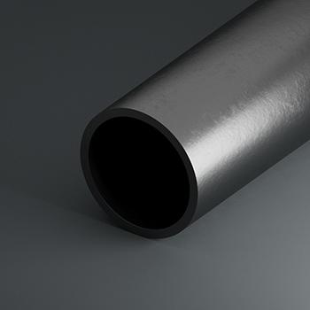 "24/""  LONG .125 WALL E0283  DOM ROUND STEEL TUBE  3.500 OD  X   3.250 ID"